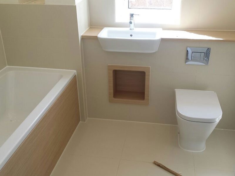 Kitchens, Utility Rooms & Bathrooms